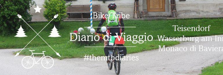 Diario di viaggio: da Salisburgo a Wasserburg e Monaco di Baviera.
