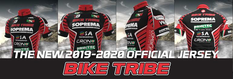 Eccola!…la nuova maglia del Bike Tribe 2019-2020!