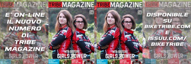 E' on-line il nuovo numero di Tribe Magazine!