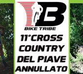 Cross Country del Piave annullato!