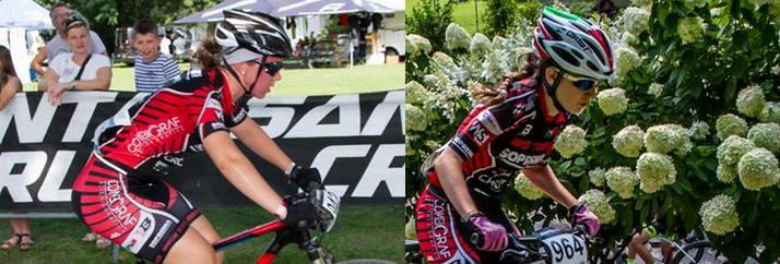 Gara Nazionale XCO: il Bike Tribe a Pergine Valsugana.