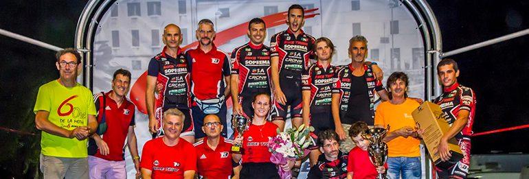 Il Bike Tribe sul podio alla 6 Ore de La Motha!