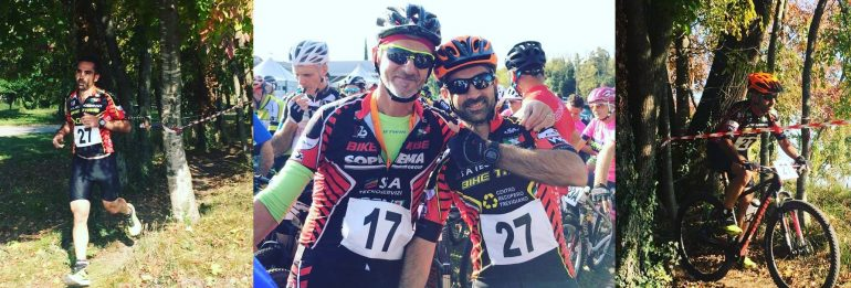 17+27…Bike Tribe al Duathlon Magredi Bike Run!