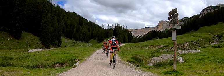 Dolomiti Mtb Tour: Giro dei 5 Rifugi!