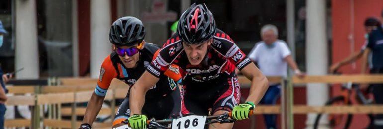 Alberto Capoia e Alessandra Montibeller sul podio a Meduna!