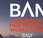Il BANFF Centre Mountain Film Festival World Tour a Treviso 21 settembre!