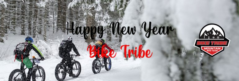 Happy New Year Bike Tribe!