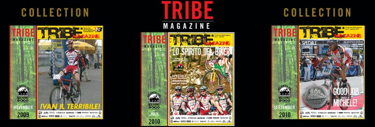 Tribe Magazine Collection: 0,1,2