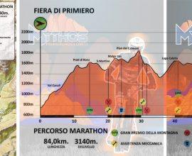 Mythos Primiero Dolomiti 2021: il tracciato!