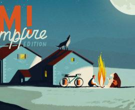 Bam Campfire 2021 sui Monti Lessini.