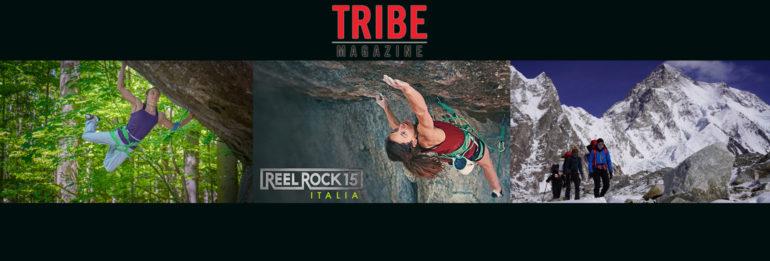 Reel Rock 15 in streaming il 22, 23 e 24 Marzo!