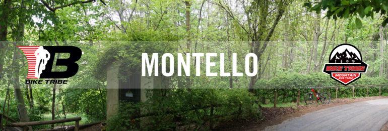 Montello, itinerario 1