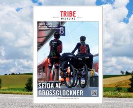 Il numero di Agosto di Tribe Magazine è on-line!